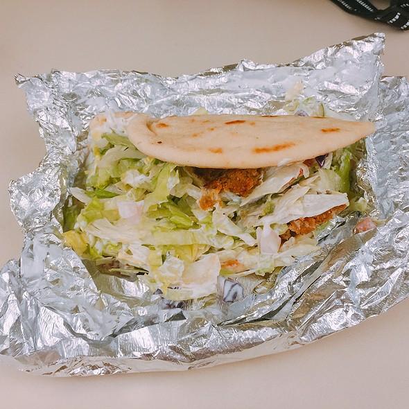 Falafel Sandwich @ Gyro 2 Go
