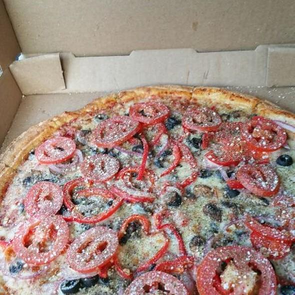 Giardino Pizza @ Red Brick Pizza