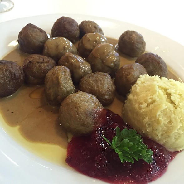 Sweedish Beef Ball @ IKEA Cheras