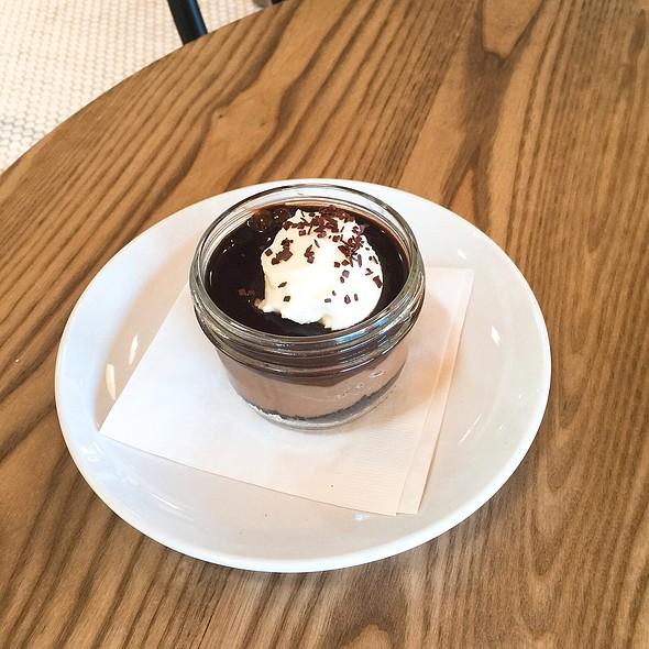 Chocolate Budino @ OBO