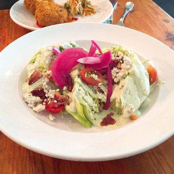 Wedge Salad @ South