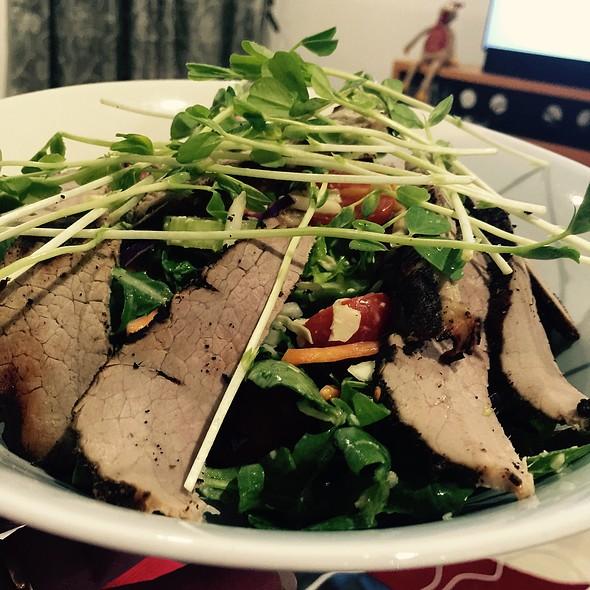 Beef Salad @ Chookys