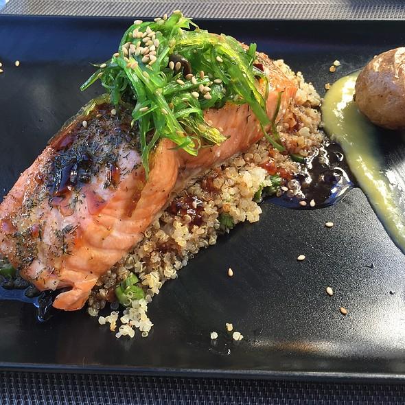 Salmon @ Restaurante Randemar
