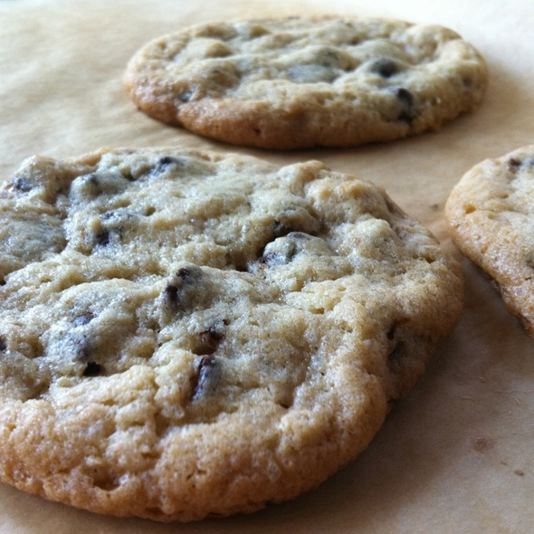 Chocolate Chip Cookies @ My Valencian Kitchen
