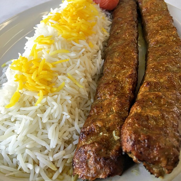 Foodspotting for Arya authentic persian cuisine