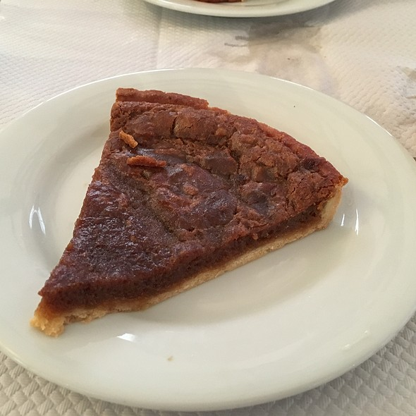 Flemish Brown Sugar Tart