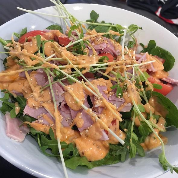 Ham Salad With Spicy Yogurt Dressing @ Chookys