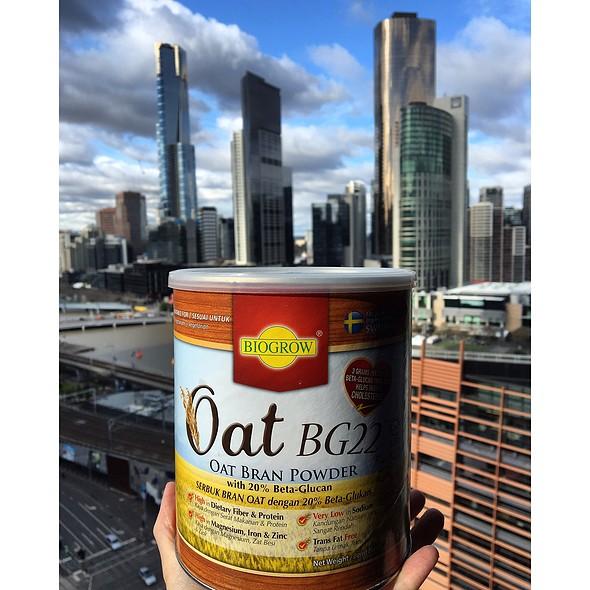 Oat BG22 in Melbourne CBD @ Melbourne CBD