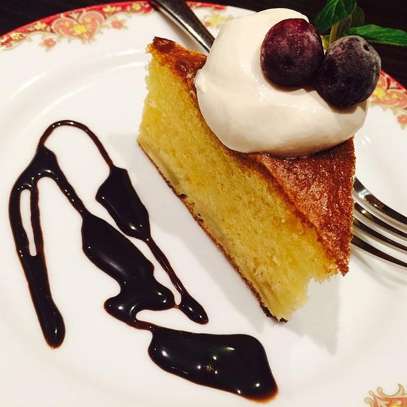 Russian Dessert @ Cafe RUSSIA