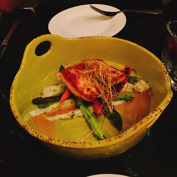 Salmon @ Formoli's Restaurant