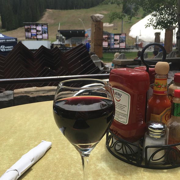 Pinot Nior @ Incline Bar And Grill