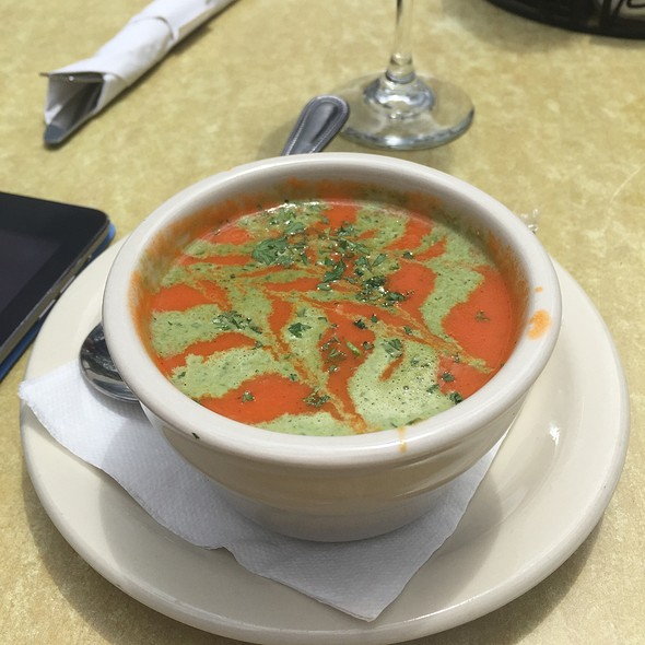 Tomato Bisque @ Incline Bar And Grill