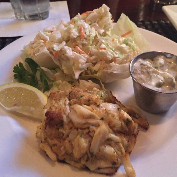 crab cake - Ditka's Restaurant, Pittsburgh, PA