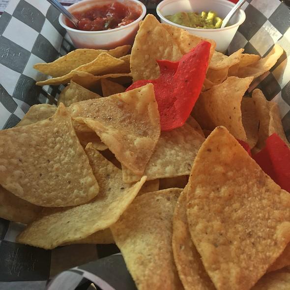 Tortilla Chips @ The Butler