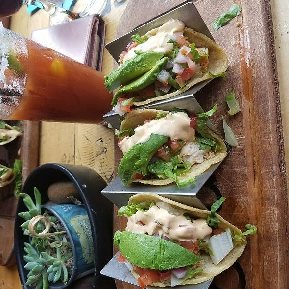 Tacos @ Crushed