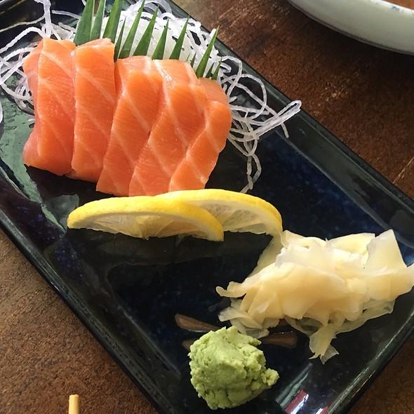 Salmon Sashimi @ Fish N Gari