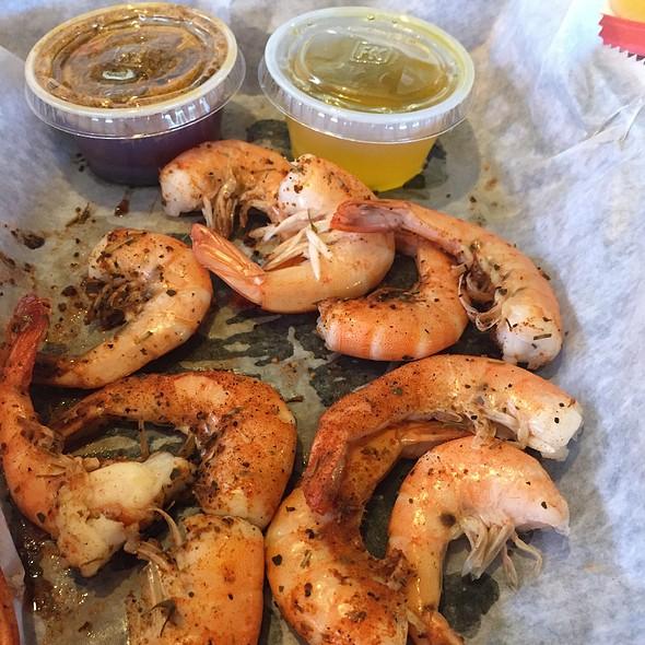 Peel And Eat Cajun Shrimp