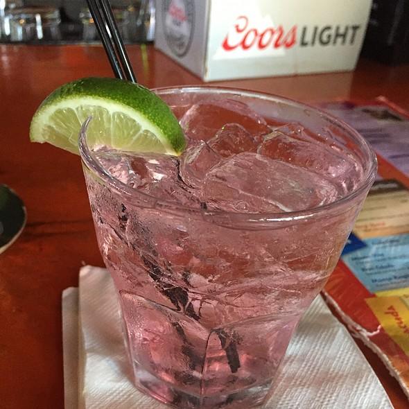 Watermelon Rickey Cocktail
