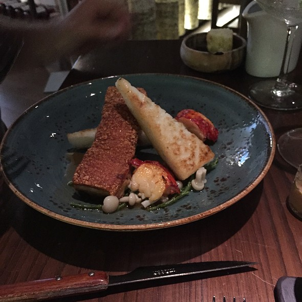 Lobster And Pork Belly