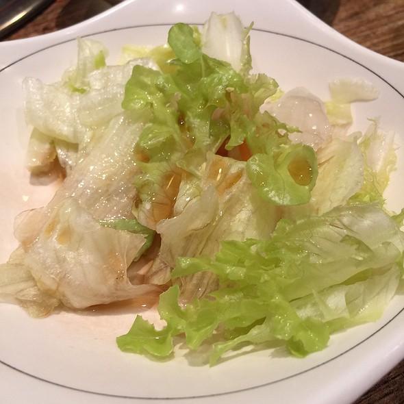 Salad @ Mr Bap