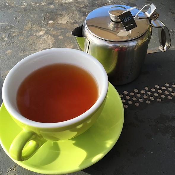 TEMPLE TEA Cõ. Earl Grey