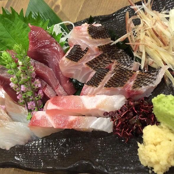 Fresh Sashi Mori @ 越後屋平次