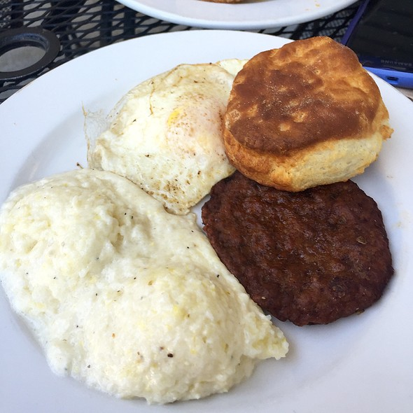 Dixie Breakfast Special @ Dixie Supply Bakery And Cafe