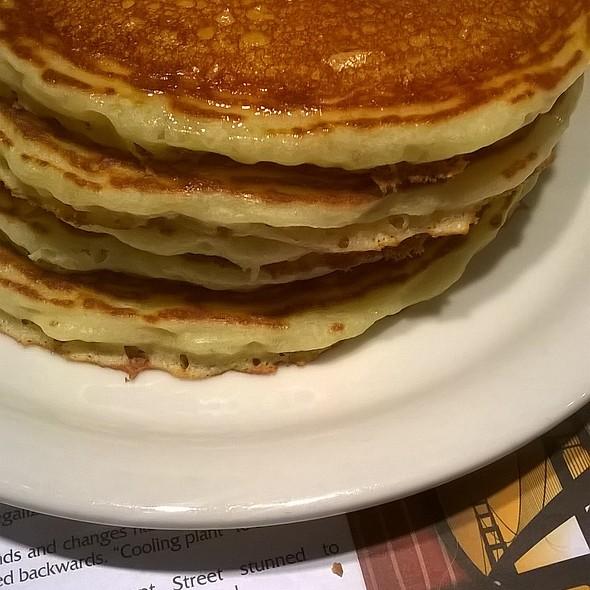 pancakes @ Dupar's at golden gate casino
