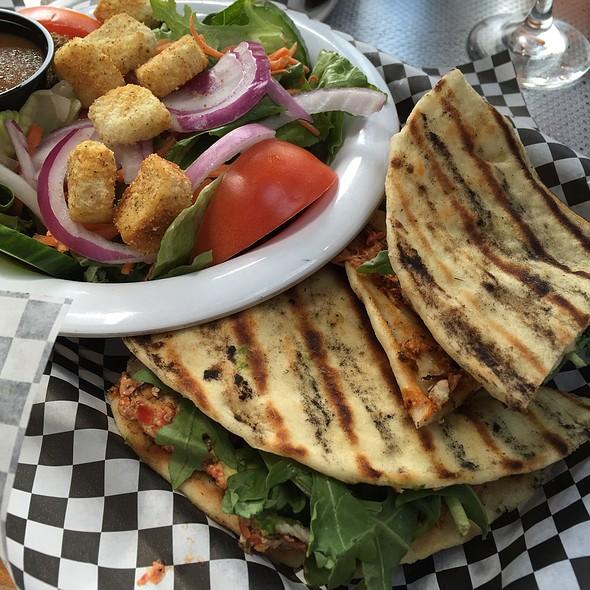 fish tacos @ Endo's Adrenaline Cafe