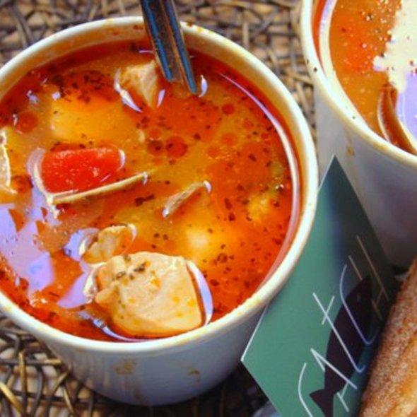 Seafood Stew @ Catch Restaurant