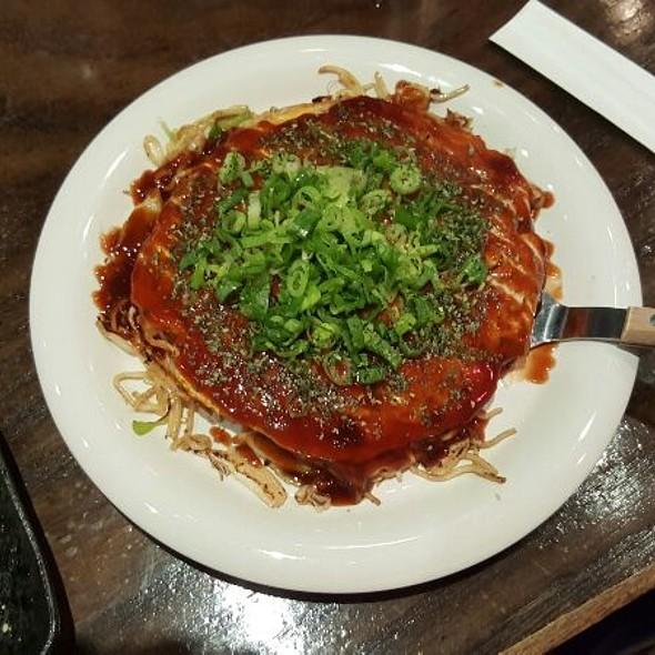 Hiroshima Okonomiyaki @ Okiway