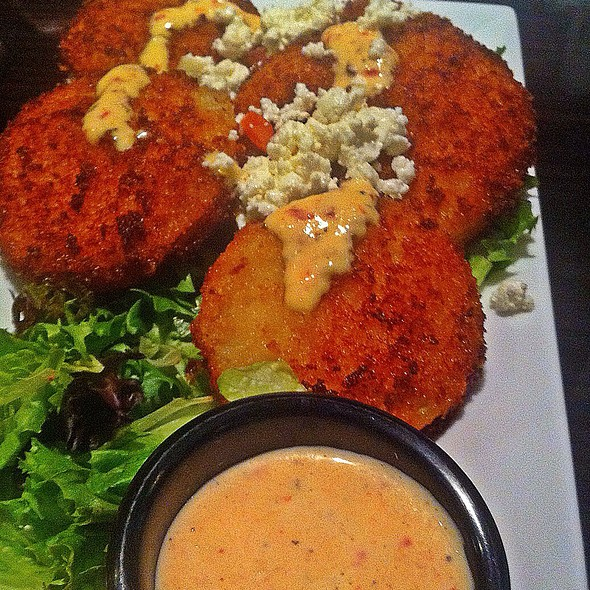 Fried Green Tomatoes @ LongHorn Steakhouse