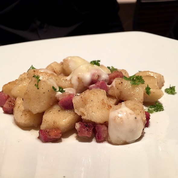 Gnocchi @ Old Vine Cafe