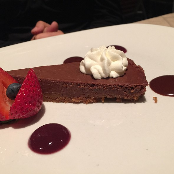 Chocolate Cheesecake @ Old Vine Cafe
