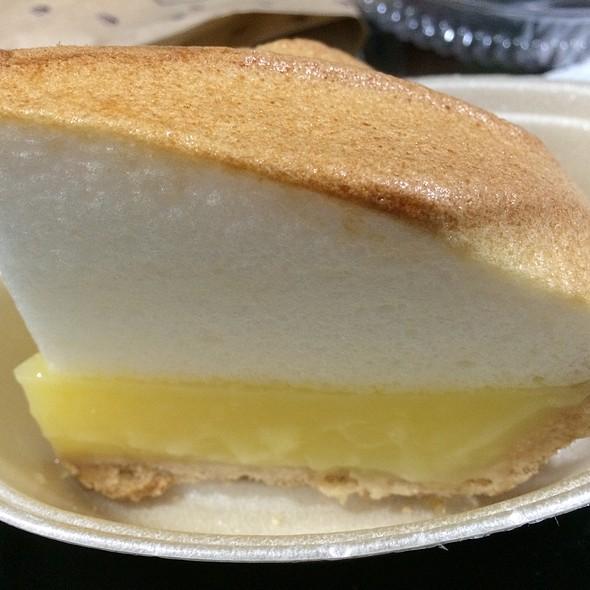 Lemon Meringue Pie @ Zippys Kahala