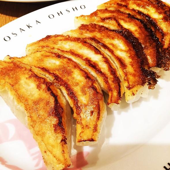 Gyoza / 焼き餃子