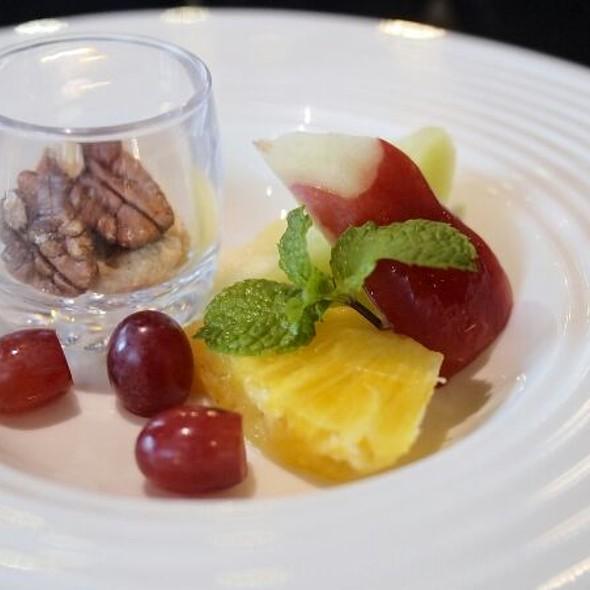 Fruitsalad @ Shen Yen Teppanyaki