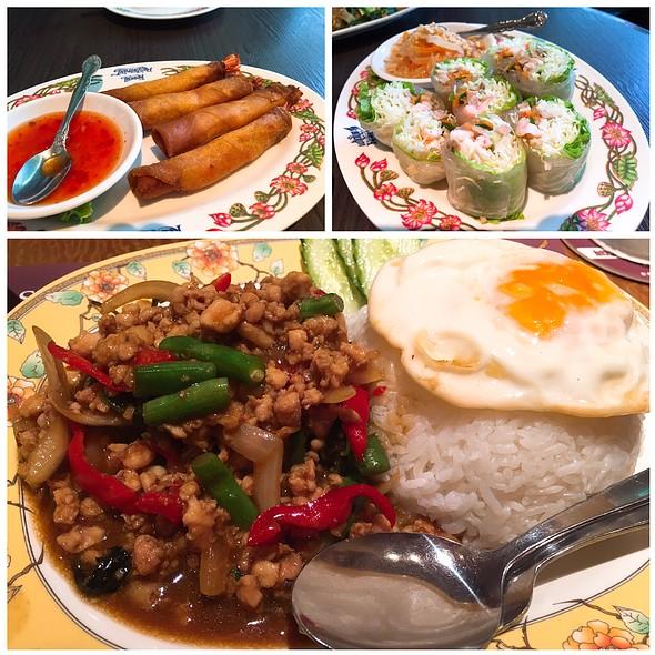 Thai Foods @ Dinner@新宿