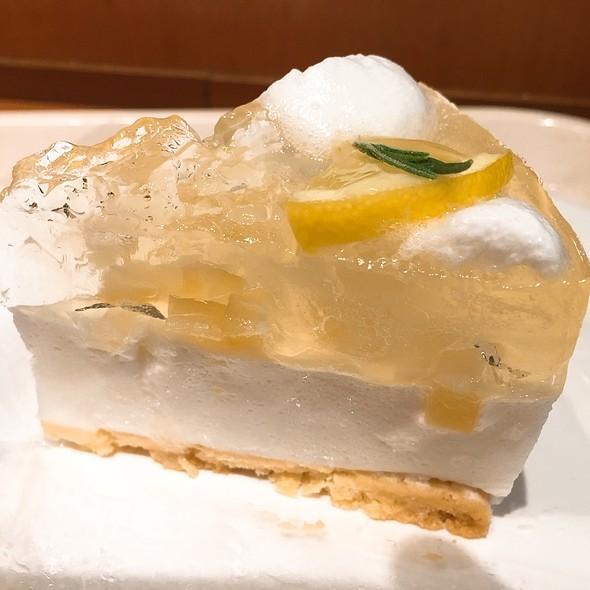 Lemon Yogurt Jerry Cake @ Italian Tomato@新宿