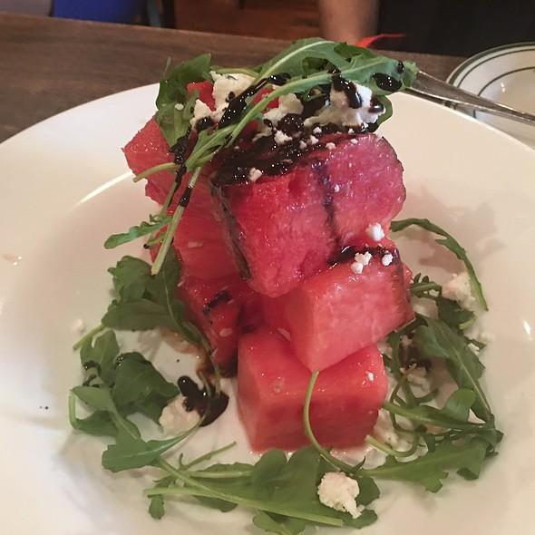 Watermelon Salad @ Café Zona Sur