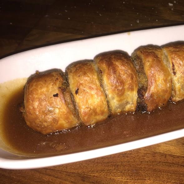 Sausage Roll @ Kells Brew Pub