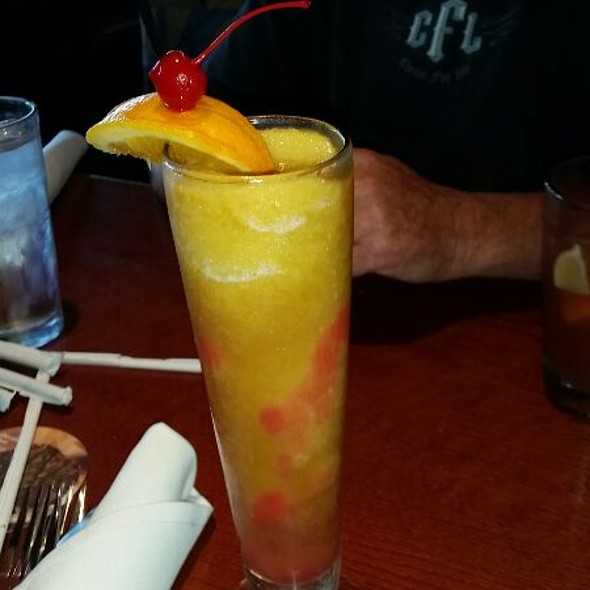 Bahama Mama @ Red Lobster