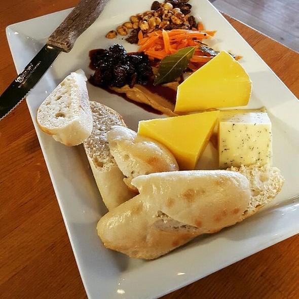 Local Cheese Board