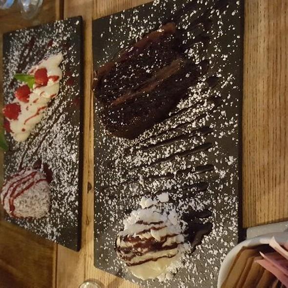 Naughty Gluten Free Chocolate Cake