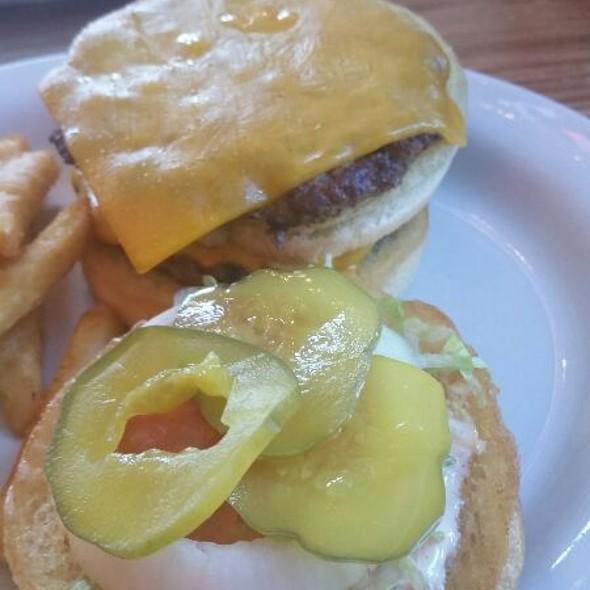 Burger Boy Combo @ Burger Boy