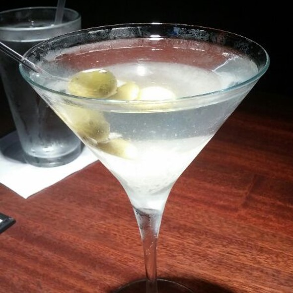 Blue Cheese Martini - Village Tavern Alpharetta, Alpharetta, GA