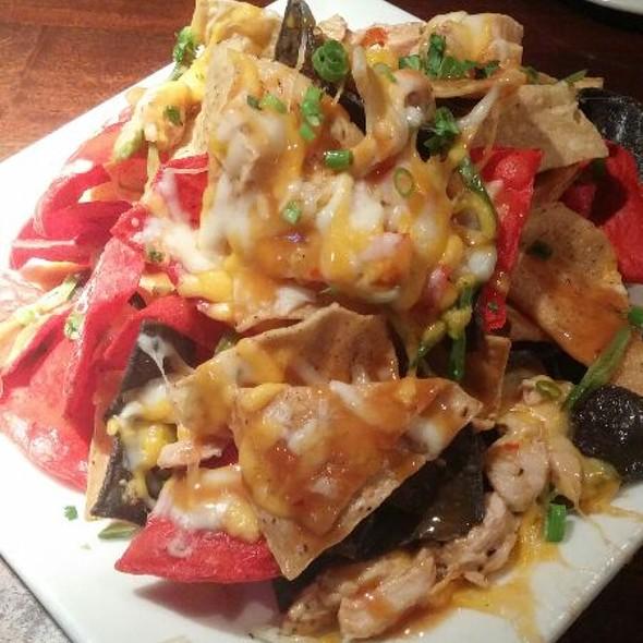 Thai Chicken Nachos - Village Tavern Alpharetta, Alpharetta, GA