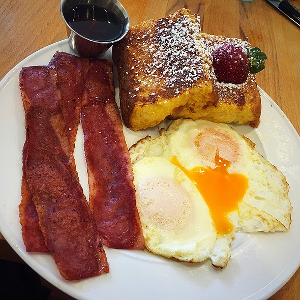The Combo Breakfast @ Cafe Kaila