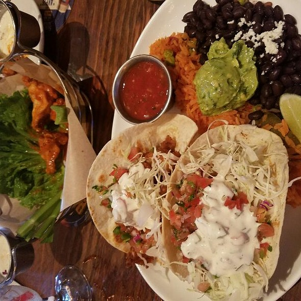 Baja Fish Tacos @ Brewco Manhattan Beach
