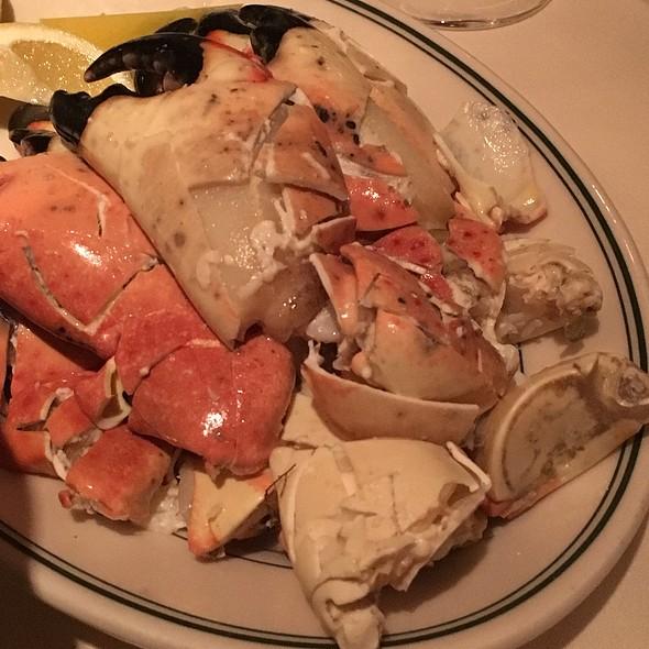 Colossal Stone Crab Legs @ Joe's Seafood Steak & Stone Crab